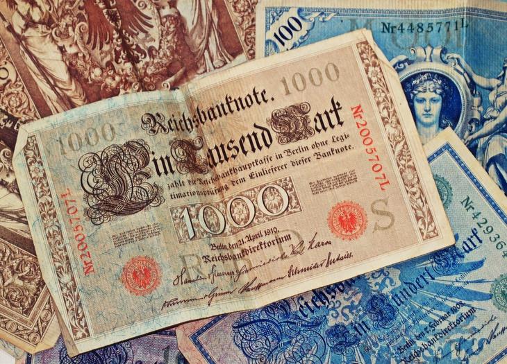 Reichsmark -Inflation